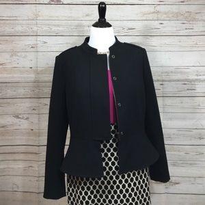 Worthington Jackets & Coats - Worthington Black Style Military Blazer